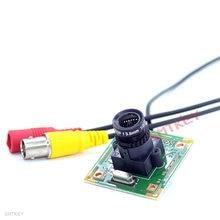 Câmera de segurança smtkey 700tvl, câmera colorida cmos analógica hd 3.6mm, módulo pcb cctv, câmera de monitoramento automático