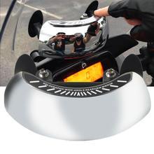 Зеркала заднего вида для мотоцикла широкоугольные зеркала 180