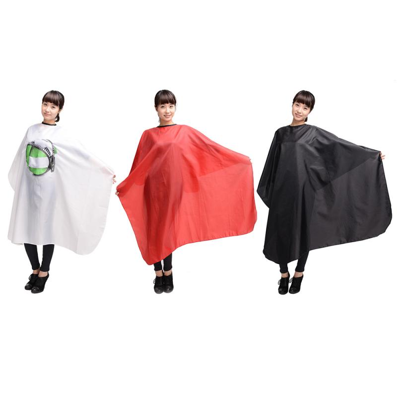 Kid Adult Salon Hairdressing Cape Hairdresser Hair Cutting Gown Barber Cape Barber Gown Cloth Waterproof Hair Styling Tool TSLM1