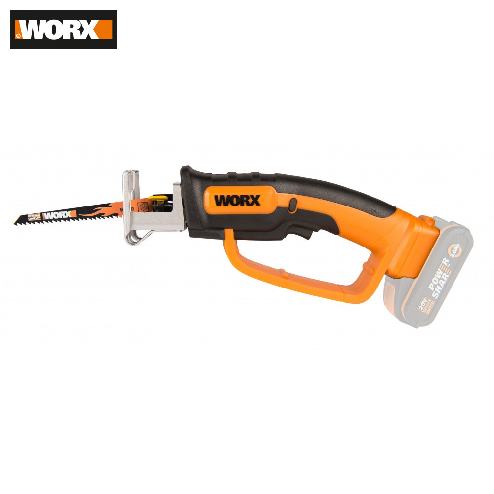 Electric Saw WORX WG894E.9 Power Tool Rechargeable Garden Saber Saws