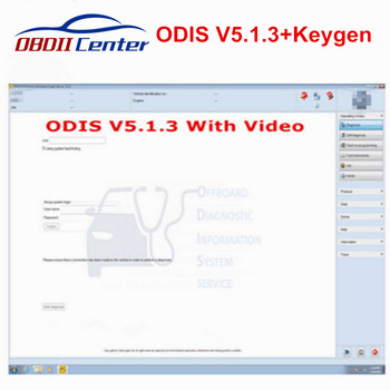 Newly ODIS Software 5.1.6/4.4.1/4.3.3/ With Keygen For VAS 5054A 6154 Diagnostic Tool ODIS V5.1.3/V4.4.1/V4.3.3 Free Activate
