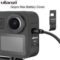 Ulanzi GM-2 Gopro Max tapa de batería desmontable tipo C puerto de carga para GoPro Max Accesorios