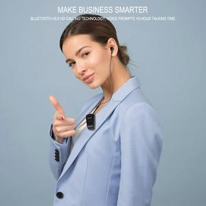 Image 5 - Fineblue FQ 10 pro bluetooth fone de ouvido sem fio bluetooth headse bluetooth 5.0 10 horas falando alta fidelidade estéreo com microfone
