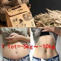 40 stücke Bauch Abnehmen Patch Gewicht Verlust Diät Pillen Reduzieren Cellulite Fett Brennen Brenner Verlieren Gewicht Dünne Patch Emagrecimento
