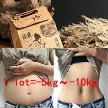 Patch amincissant du ventre, 40 pièces, pilules de régime, réduire la Cellulite, brûler les graisses, réduire le ventre, brûler les graisses
