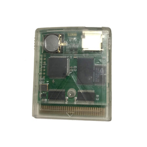 Image 3 - LDGB Game Cartridge Card Custom for Gameboy GB GBC Game Console Game China Custom New LEON DIY Game Cartridge Card for GB GBC
