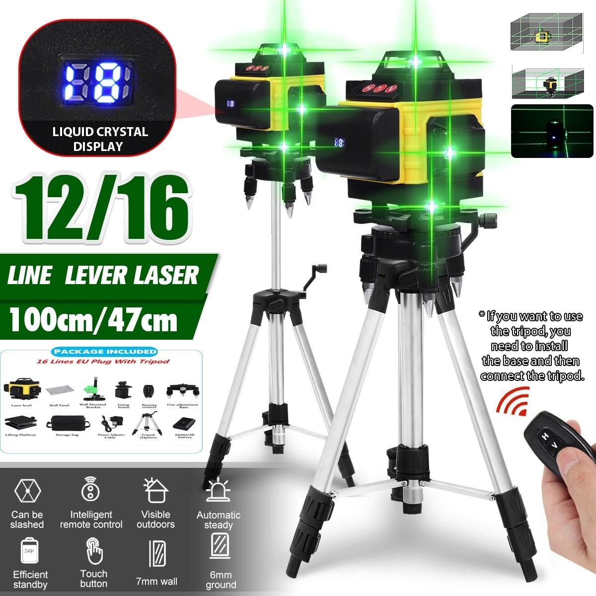 verde auto-nivelamento 360 horizontal & vertical poderoso
