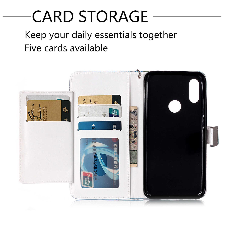 Casos Para Telefones Para Xiaomi Redmi funda Impressão 3D 7 Matte Aksesuar Flip Caso Wallet Livro sFor Funda Xiaomi Redmi estojo Y3