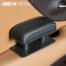 Auto Armlehne Ellenbogen Unterstützung Verstellbare Universal Tür Hand Arm Rest Anti müdigkeit Hand Rest Kissen Mini Leder Box Pad universal