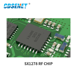 Image 5 - 1pc 868MHz LoRa SX1276 rf Transmitter Receiver Wireless rf Module CDSENET E32 868T20D UART Long Range 868 mhz rf Transceiver