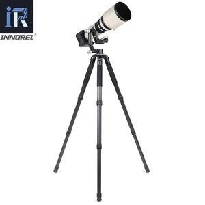 Image 5 - Innorel ch5 cabeça cardan profissional cabeça do tripé cantilever 360 graus de alta cobertura panorâmica para a lente da câmera digital pesada