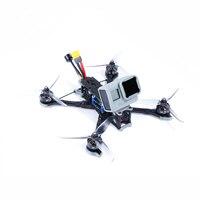 IFlight Nazgul5 227mm 4S 2750KV 5 pulgadas F4 Caddx Ratel 45A CES Dron de carreras con visión en primera persona Multirotor RC Qudcopter BNF PNP Accesorios