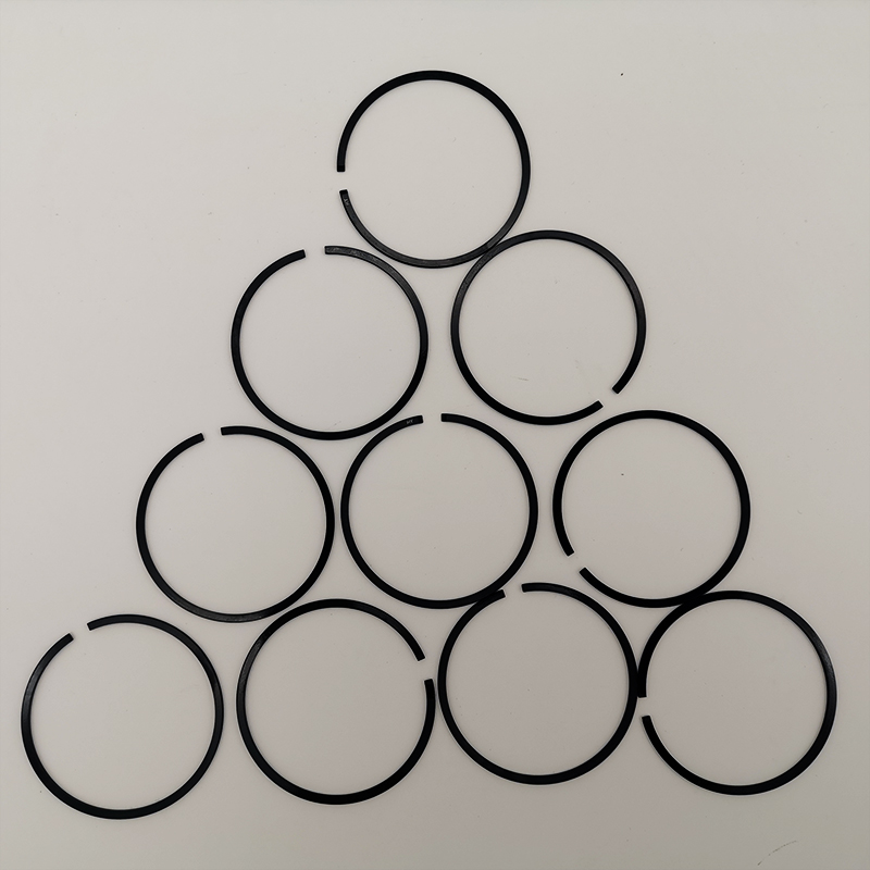 10Pcs/lot Piston Rings Fit For Husqvarna 372 365 137 235 236 272 357 55 Partner 350 351 Gas Chainsaw Parts Parts