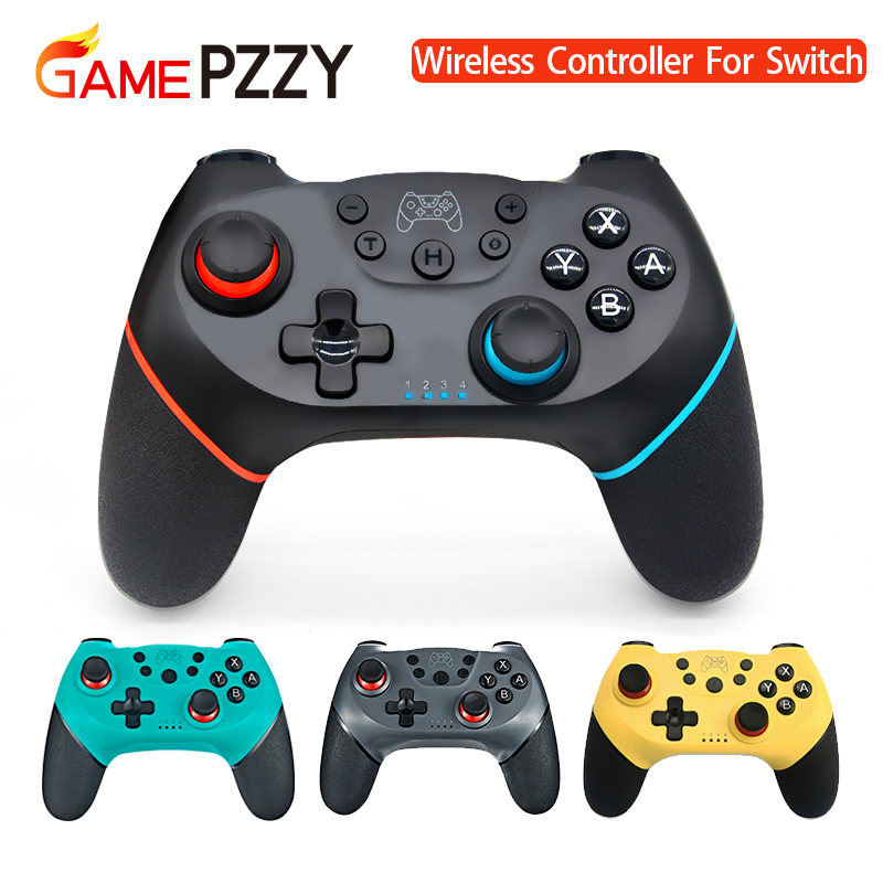 Bluetooth Wireless Switch Pro Controller Gamepad Joystick Remote For Nintendo Switch Console Gamepad Joystick Wireless Controll Aliexpress