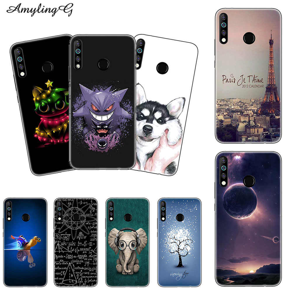 "Hard Plastic Case Voor Lenovo K900 Ideaphone K 900 5.5 ""Case Cover HD Print Rose Wolf Cartoon Patroon fundas Para Case"