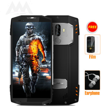 BLACKVIEW BV9000 PRO IP68 Waterproof shockproof mobile phone 4180mAh 6GB+128GB 5.7 Android 7.1 P25 Octa Core 4G Smartphone 10 1 inch official original 4g lte phone call google android 7 0 mt6797 10 core ips tablet wifi 6gb 128gb metal tablet pc