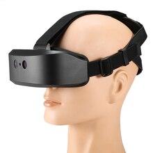 暗視装置スコープ視力ヘッドマウント双眼鏡デジタルダーク近赤外照明ナイトビジョン野生生物