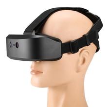 Appareil de Vision nocturne, monture par tête, binoculaire numérique infrarouge proche foncé, illuminateur de Vision nocturne, google, faune