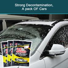 Samochód skoncentrowany proszek do prania wielofunkcyjne czyszczenie narzędzia okno samochodu pielęgnacja szkła ultra-skoncentrowany proszek do prania tanie tanio CN (pochodzenie)