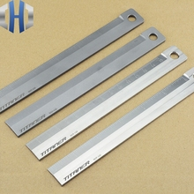 Titanium Alloy Metric Ruler Primary School Stationery 15cm Measurement Tool Drawing