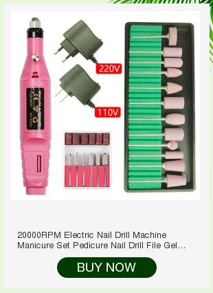 manicure elétrica caneta pedicure unhas dicas arquivo