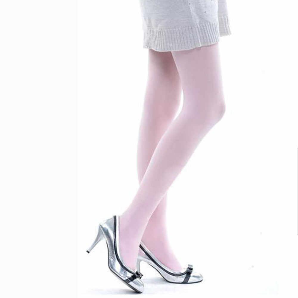 Strumpfhosen Frauen Herbst Pantimedias Polier Opaque Strumpfhosen Candy Farbe Strumpfhosen Kleid medias de mujer Damen Casual Büro Strumpfhosen