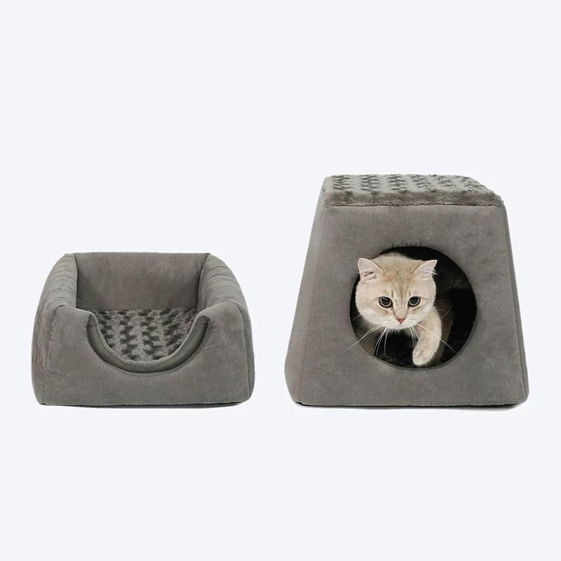 Tapetes e camas p/ gato
