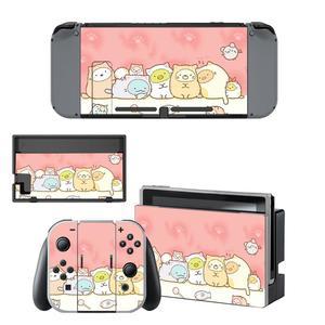 Image 5 - Sumikko Gurashi Nintendo Switch Skin Sticker NintendoSwitch stickers skins for Nintend Switch Console and Joy Con Controller