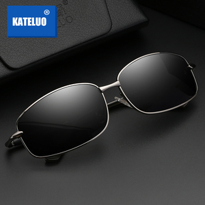Image 2 - UV 2020 מעצב Mens משקפי שמש מקוטב UV400 עדשת גברים שמש משקפיים זכר מראה Eyewears אביזרי 2245