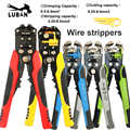 HS-D1 D4 D5 24-10 0.2-6.0 wire stripper Multifunctional automatic stripping pliers Cable wire Strippers Crimping tools Cutting