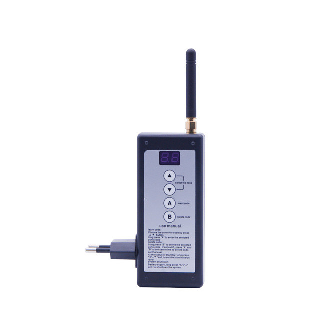 Free Shipping 868MHz PB-204R Wireless Signal Repeater Booster Extender Signal Strengthener for Focus Alarm System