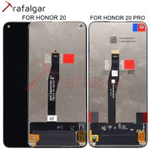 Original Display For Huawei Honor 20 LCD Touch Screen Digitizer 20S YAL-L21 YAL-L41 YAL-AL10 For Huawei Honor 20 Pro LCD Screen(China)