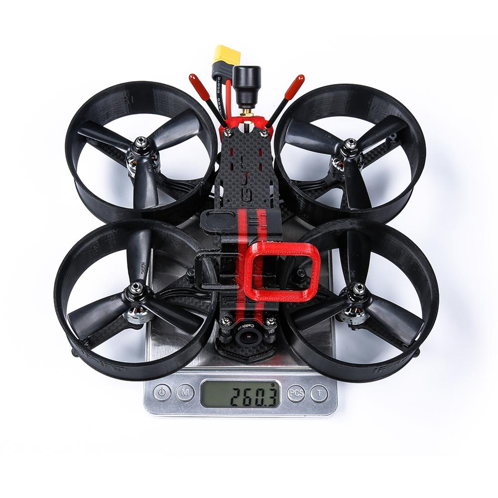 MegaBee V2 3 inch FPV Drone 4K Filmen BNF SucceX F4 Vlucht Controller 35A 4 IN 1 ESC XING 1408 3600KV Borstelloze Motor - 3