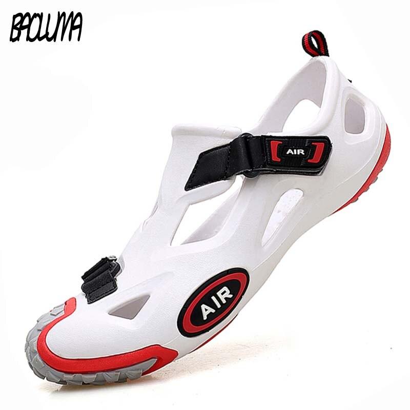 Summer Men's Sandals Outdoor Water Shoes Soft  Men Beach Sandals Bohemia Clogs Men Footwear Unisex Zapatos Mujer Sneakers