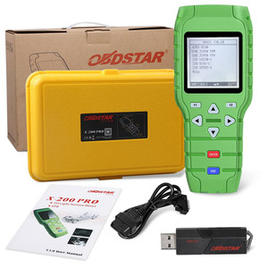 Image 5 - [US/UK Ship] OBDSTAR X 200 X200 Pro A+B Configuration for Oil Reset + OBD Software + EPB
