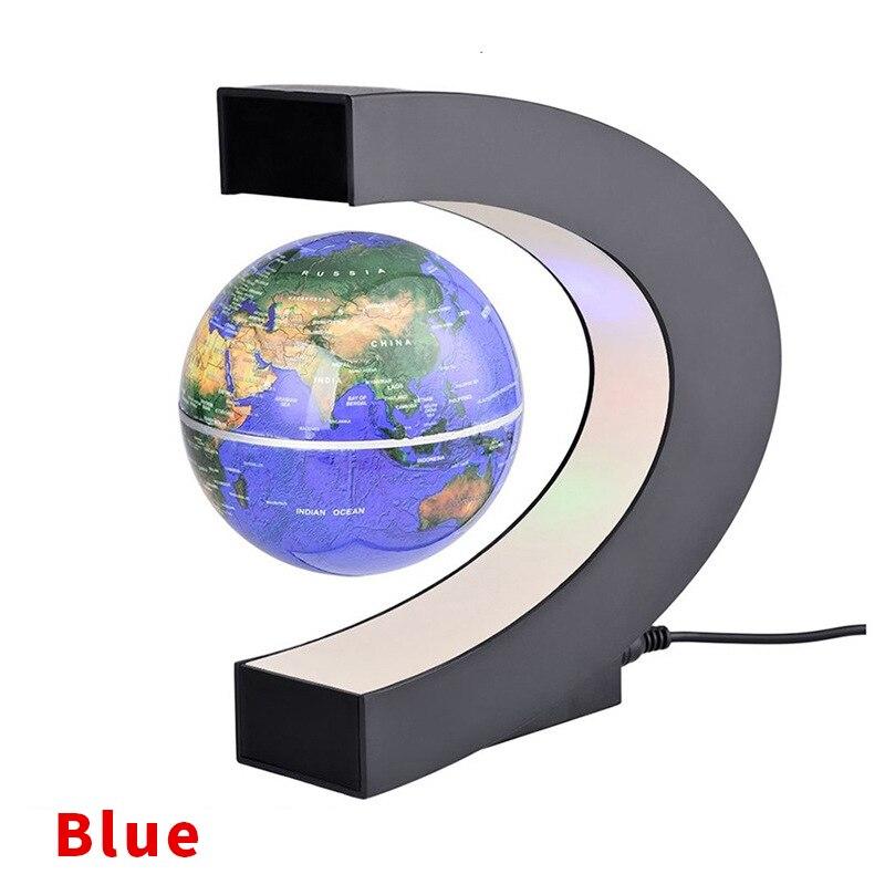 Maglev 3 inch globe creatieve verjaardagscadeau nieuwigheid praktische gift Kerst - 2