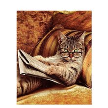 Набор для рисования по номерам на холсте «котята»