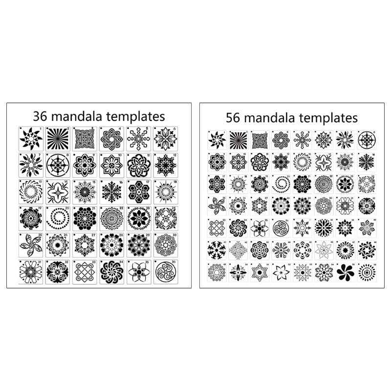 Wandschablonen Ausdrucken Muster Form Marokkanisch 14