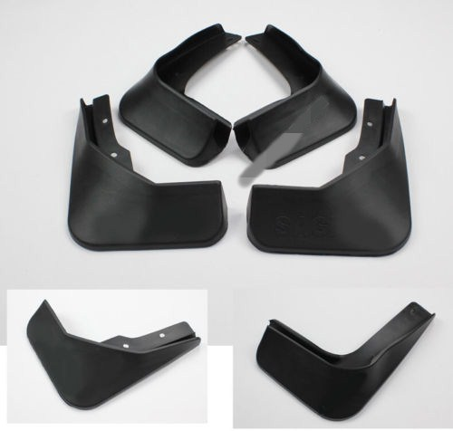 Auto Part Accessories FIT FOR 2015- <font><b>VW</b></font> JETTA <font><b>MUDFLAPS</b></font> MUD FLAP SPLASH GUARD MUDGUARDS FENDER LF1 image