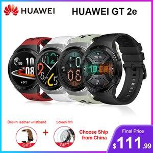 HUAWEI WATCH GT 2e Original 100 Sport Modes gt2e 5ATM Smart Watch 1.39