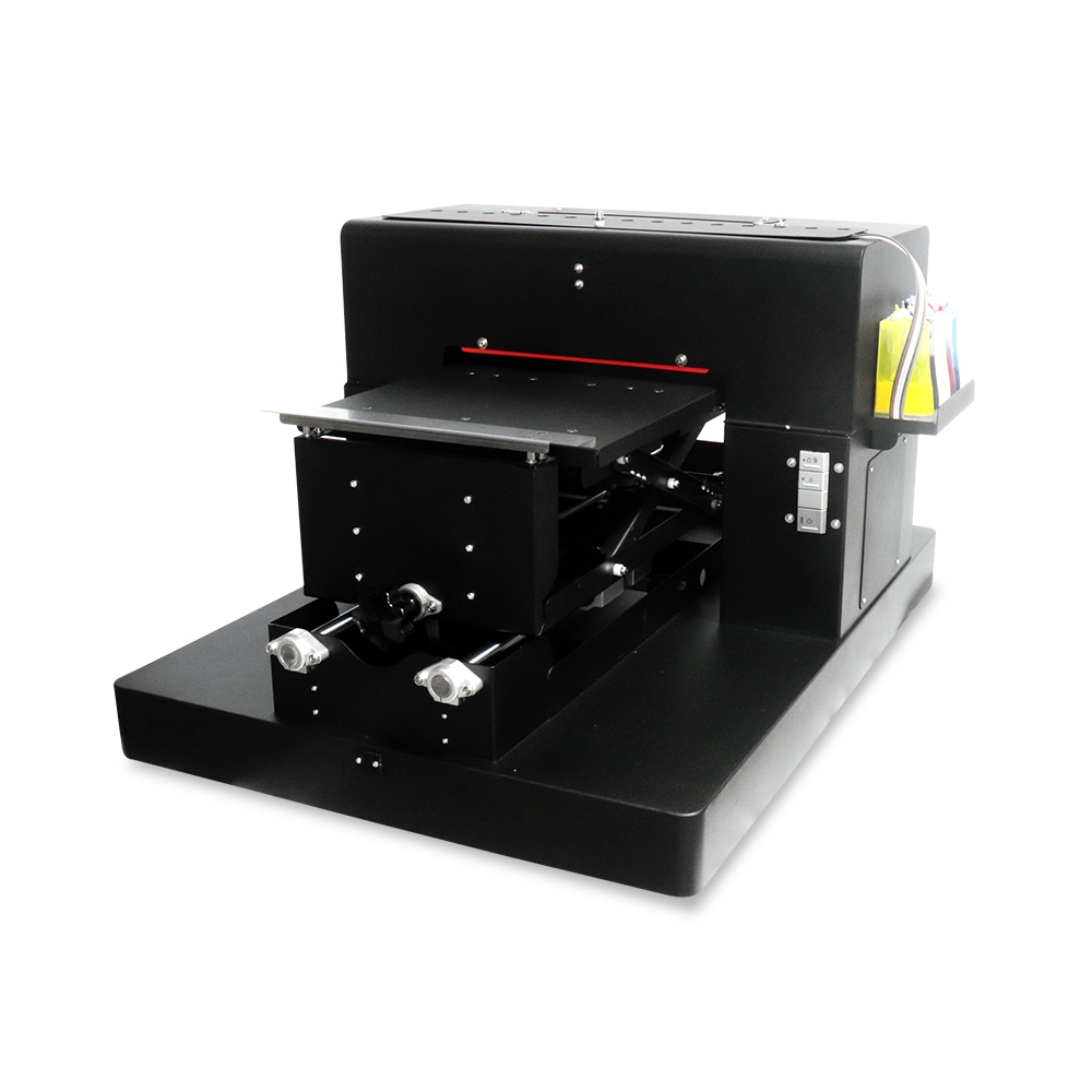 A3 size Flatbed Printer DTG Printers T-shirt Print Machine For - Office Electronics - Photo 3