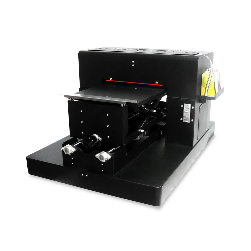 Flatbed printer i A3-størrelse DTG-printere T-shirt-trykmaskine til - Kontorelektronik - Foto 3