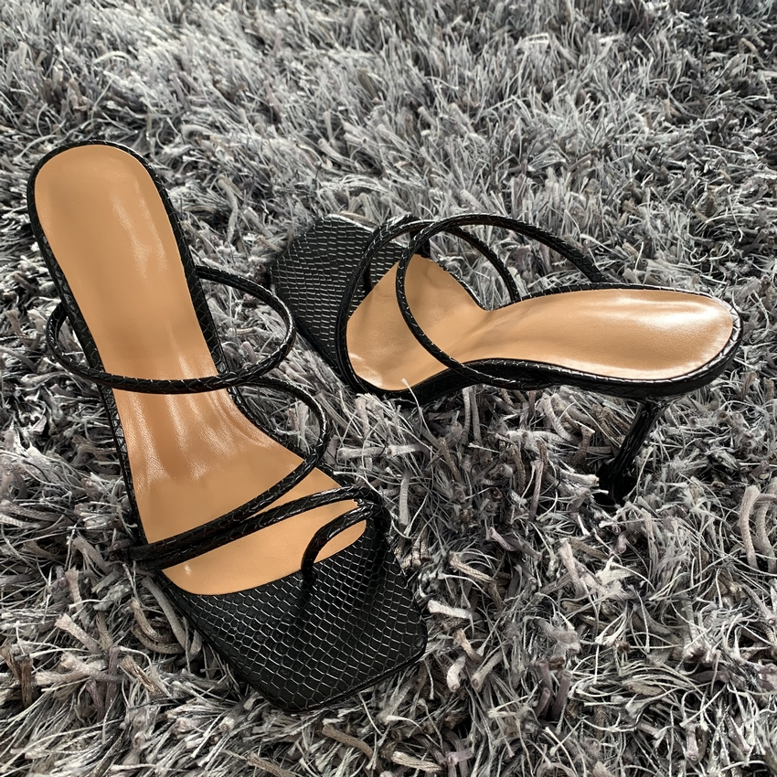 H6ac287f8ab1749a1b524df7c7217c4eaR - Summer Pumps New Sexy Gladiator Sandals Shoes Women Thin High Heels Open Toe Sandal Lady Ankle Strap Pump Shoes Size 35-42