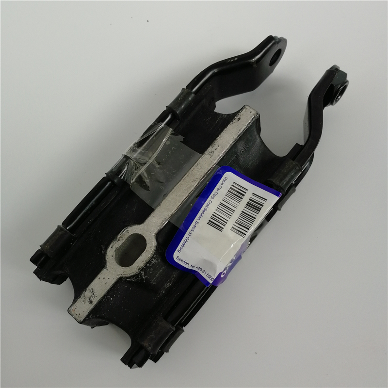 Engine foot rubber for  S80 S80L XC60 3.0T 3.2 engine gearbox mounting bracket suspension cushion 31262935/31430975