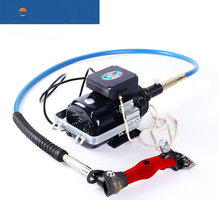 220 V - 240 250W Flexible shaft Electric Sheep Goat Shearing Machine Clipper Shears Cutter Wool scissor