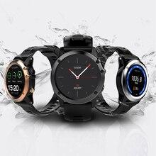 Microwear H1 Waterproof Bluetooth Smart Watch With Camera SIM TF Card Slot Fitne