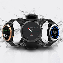 Microwear H1 Waterproof Bluetooth Smart Watch With Camera SI