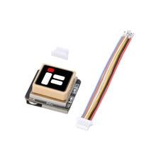 IFlight FPV M8Q-5883-GPS модуль V2.0 магнитный датчик QMC5883L интегрированный встроенный TCXO с украшением в виде кристаллов и фарадный конденсатор с алюмин...
