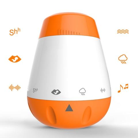 musica sono soother portatil inteligente terapia maquina de som sensor voz recarregavel bebes bebe ruido
