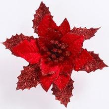 17 см украшение на Хеллоуин, рождественскую елку, рождественское Фланелевое украшение для свадебной вечеринки, рождественские украшения для дома, праздничные принадлежности с бантом